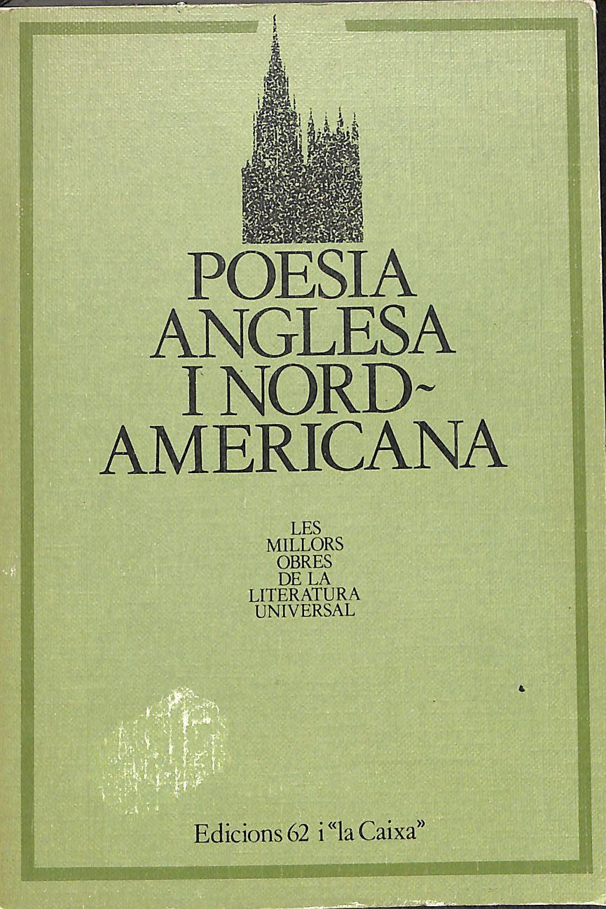 Poesia anglesa i nord-americana.: Antologia del segle VIII AL XIX - Francesc Parcerisas