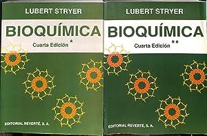 Bioquimica Tomo I / Tomo II: Stryer, Lubert