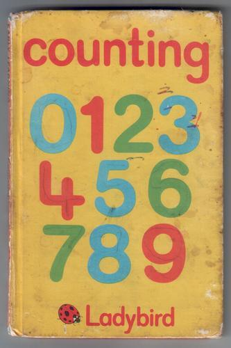Counting by Bradbury, Lynne: Ladybird Books 9780721405148 - The ...