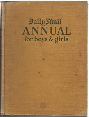 Daily Mail Annual for Boys and Girls 1946
