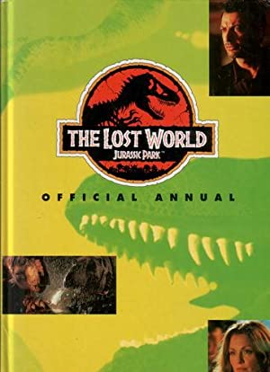 Jurassic Park The Lost World - Official Annual