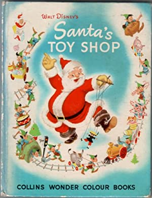 Santa's Toy Shop: Disney, Walt