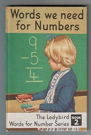 Words we need for numbers: McNally, J.