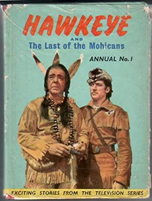Hawkeye and the Last of the Mohicans Annual No. 1