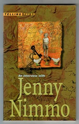 An Interview with Jenny Nimmo