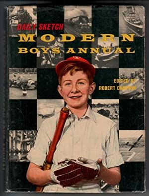 Daily Sketch Modern Boys Annual