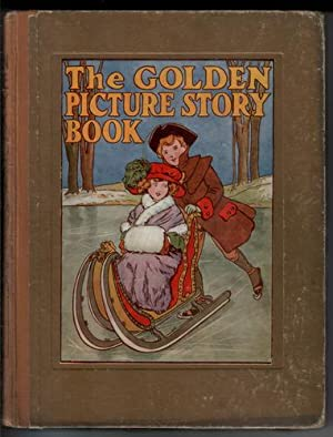 The Golden Picture Story Book - Stories