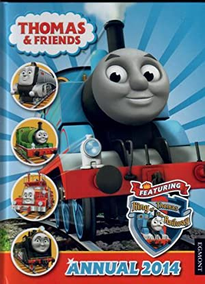 Thomas and Friends Annual 2014