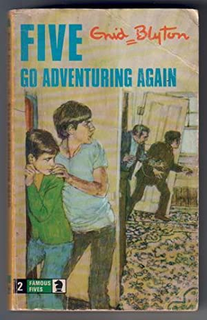 Five go Adventuring Again: Blyton, Enid