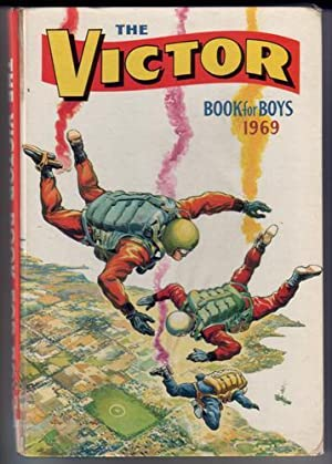 The Victor Book for Boys 1969