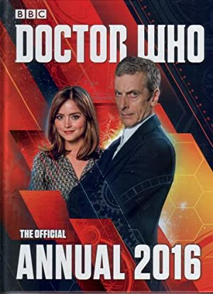 Doctor Who - The Official Annual 2016