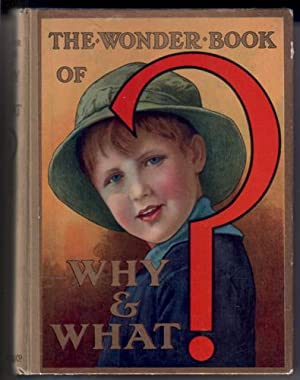 The Wonder Book of Why and What