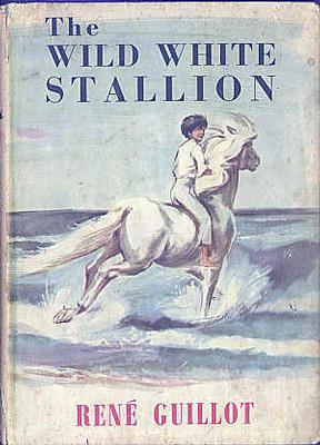 The Wild White Stallion