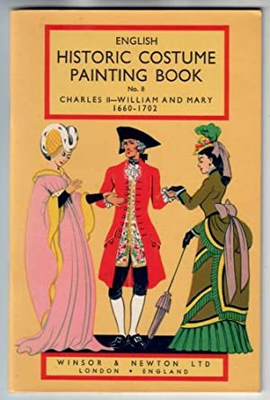 English Historic Painting Book No. 8