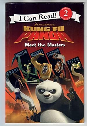 Kung Fu Panda - Meet the Masters
