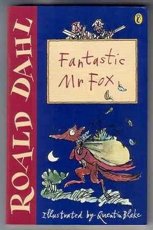 Fantastic Mr Fox: Dahl, Roald