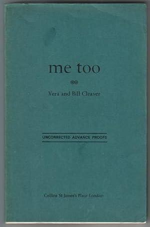 Me Too: Cleaver, Vera and