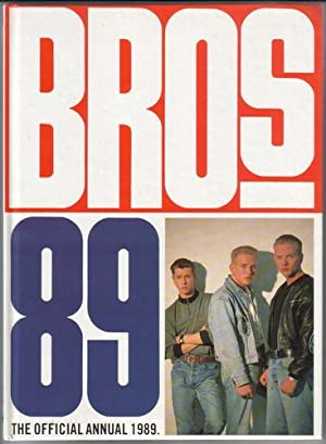 Bros the Official Annual 1989