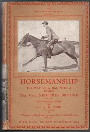 Horsemanship - The way of a Man with a Horse