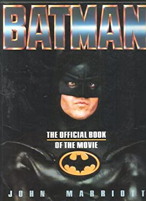 Batman the Official Book of the Movie