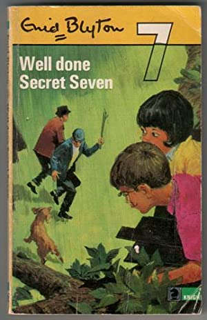 Well Done Secret Seven