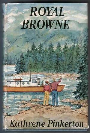 Royal Brown: Pinkerton, Katherine