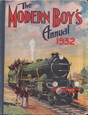 Modern Boys Annual 1932: Johns, W. E.