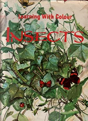 The Colourful World of Insects: Jeannin, Albert