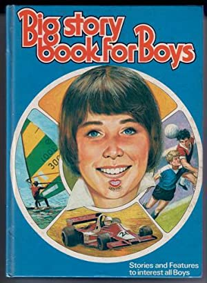 Big story book for Boys