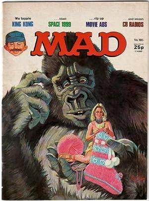 Mad Magazine No. 185
