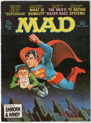 Mad Magazine No. 209