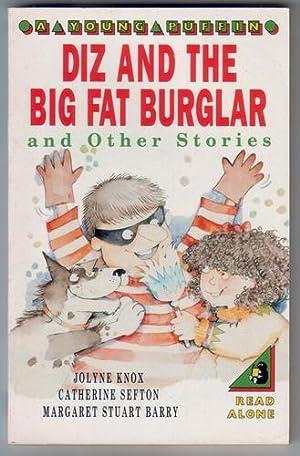 Diz and the Big Fat Burglar: Knox, Jolyne