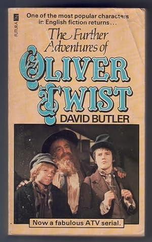 The Further Adventures of Oliver Twist: Butler, David