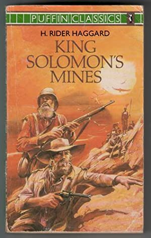 King Solomon's Mines: Haggard, Henry Rider