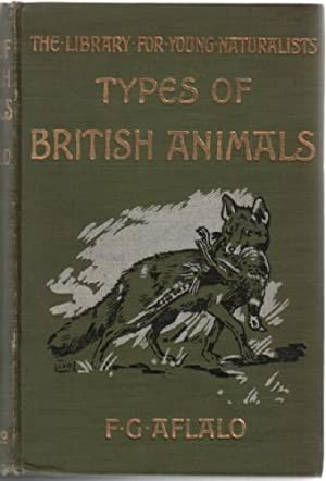 Types of British Animals