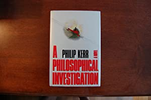 A Philosophical Investigation (signed)
