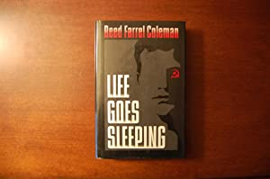 Life Goes Sleeping (signed): Coleman, Reed Farrel