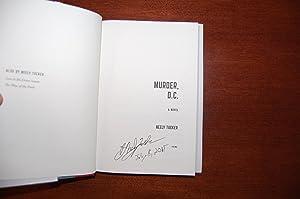 Murder, D.C. (signed & dated): Tucker, Neely