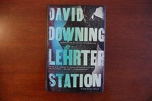 Lehrter Station (signed): Downing, David