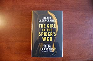The Girl in the Spider's Web (signed, numbered): David Lagercrantz