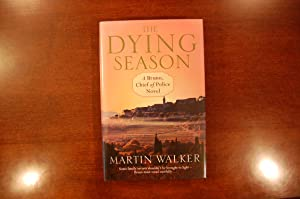 The Dying Season (signed & dated): Walker, Martin