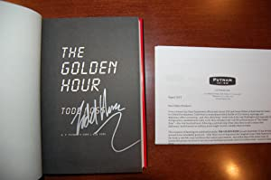 The Golden Hour (signed, review copy): Moss, Todd