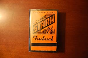 Firebreak (signed): Stark, Richard