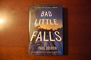 Bad Little Falls (signed & dated): Doiron, Paul