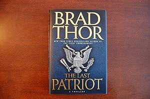 The Last Patriot (signed): Thor, Brad