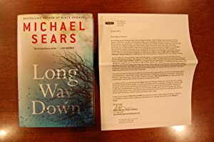 Long Way Down (signed): Sears, Michael