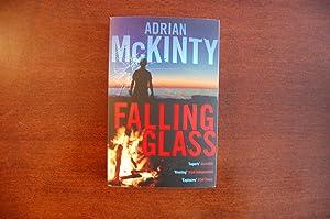 Falling Glass (signed): McKinty, Adrian