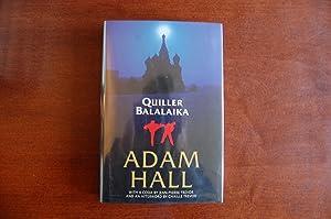Quiller Balalaika (Quiller): Hall, Adam