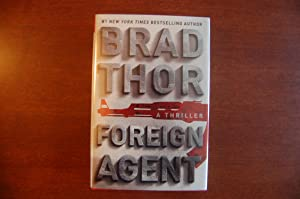 Foreign Agent (signed & dated)
