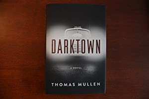 Darktown (signed, review copy)